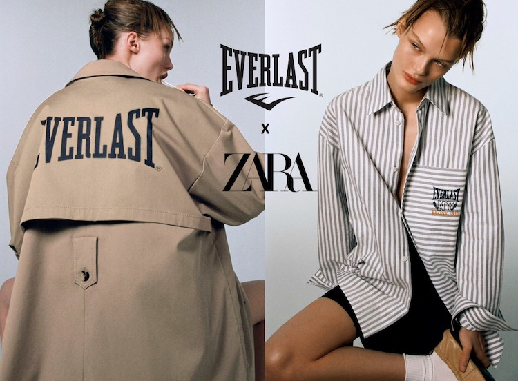 EVERLAST, ZARA, COLLABORATION, LAPPOMS, LIFESTYLE BLOG