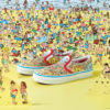 Vans, Where is Waldo, SLipOn, ou est charlie, Lappoms, lifestyle blog