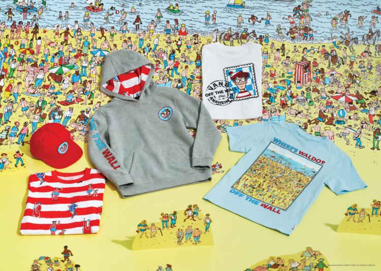 Vans, Where is Waldo, SLipOn, ou est charlie, Lappoms, lifestyle blog
