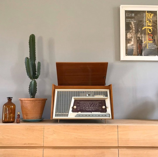 A.bsolument, radio vintage, moderne, lappoms, lifestyle blog
