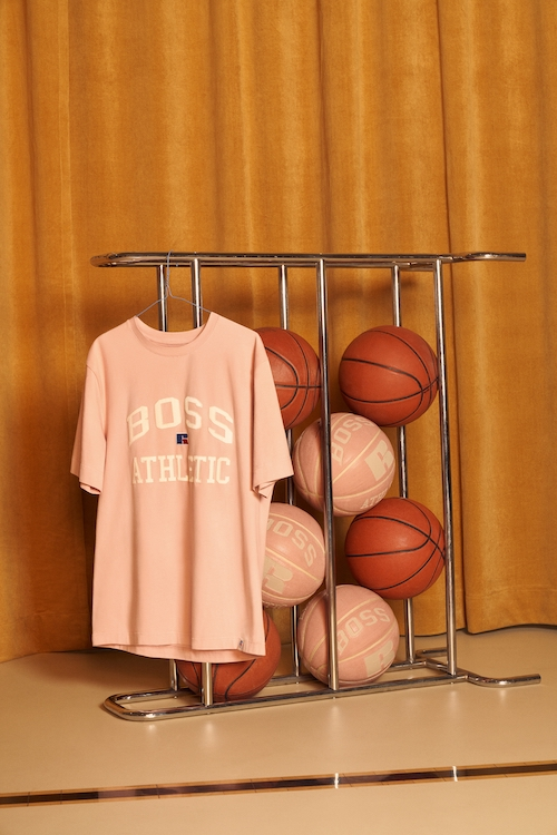 BOSS, Russell Athletic, collab, sporty, chic, Lappoms, lifestyle blog
