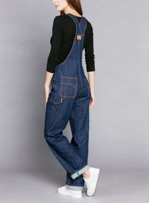 atelier tuffery, salopette en jean, homme, brut, bio, andre, denim, lappoms, lifestyle blog