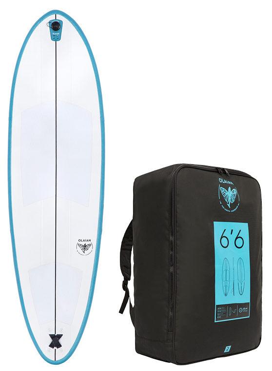 planche surf gonflable, olaian, decathlon, 280euros, lappoms, lifestyle blog
