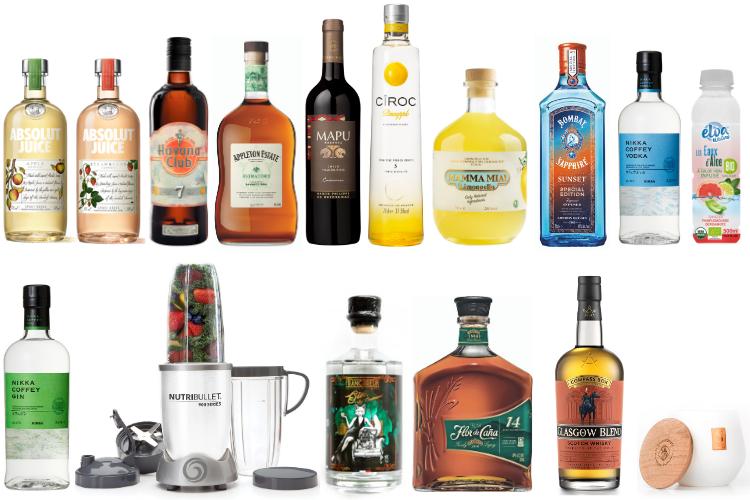 Absolut Juices, Havana Club, Ashpool, Nikka, Mapu, Nutribullet, Flor de Cana, Bombay Sapphire Sunset, Lappoms, Lifestyle Blog, Quoi Boire