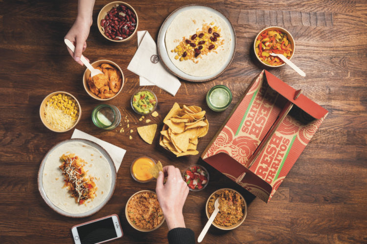 Kit, Fresh Burritos, Fresh Box, Lappoms, Lifestyle Blog