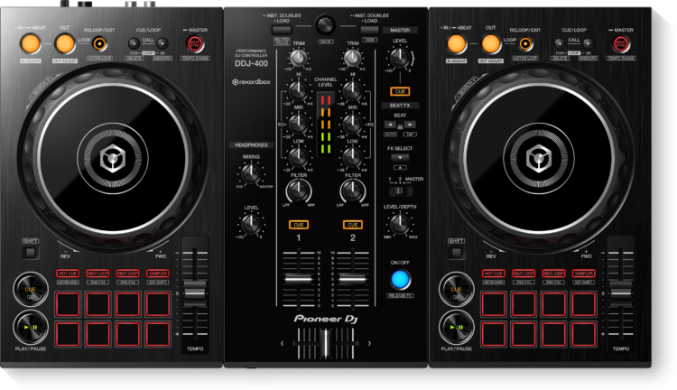 Pioneer DJ, DDJ-400, DDJ-200, avis, test, Lappoms, Lifestyle Blog