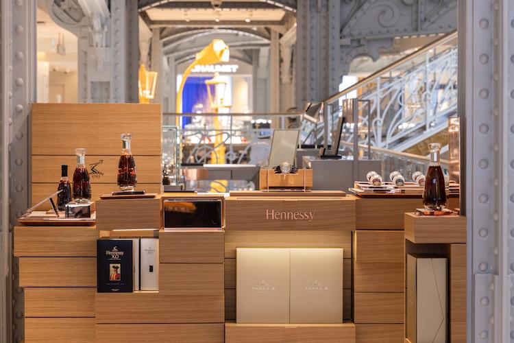 Cognac, Hennessy Hands, La Samaritaine, Lappoms, Lifestyle blog