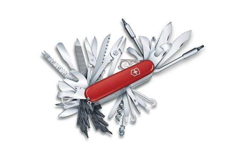 Victorinox, Swiss Champ XXL, couteau suisse, Lappoms, lifestyle blog