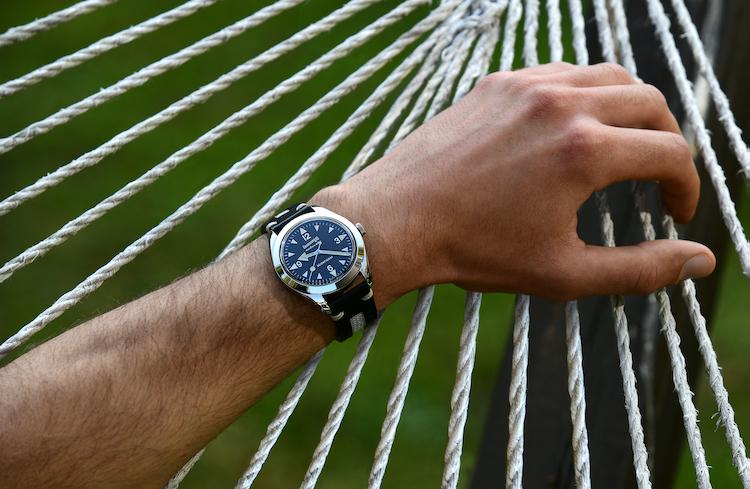 Le Scientigraf, Eberhard Co, Lappoms, Lifestyle Blog, automatic watches