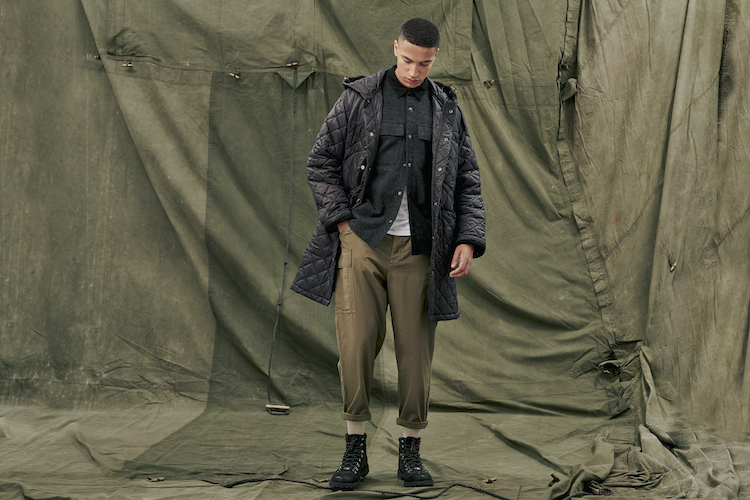 Barbour, Engineered Garments, Jankees Quilt, Lappoms, lifestyle blog