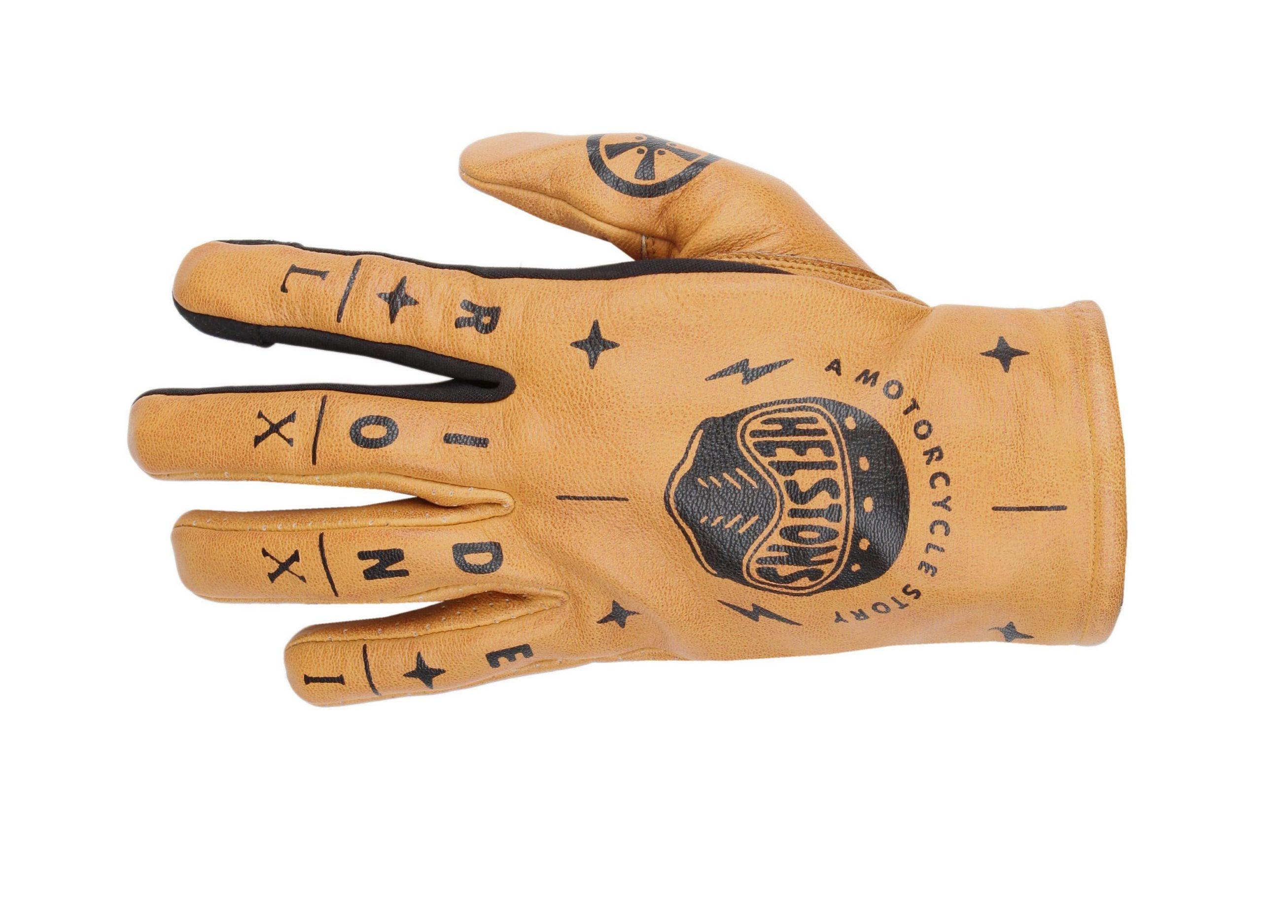 Helstons, KUSTOM, gants, tattoo, lappoms, lifestyle blog