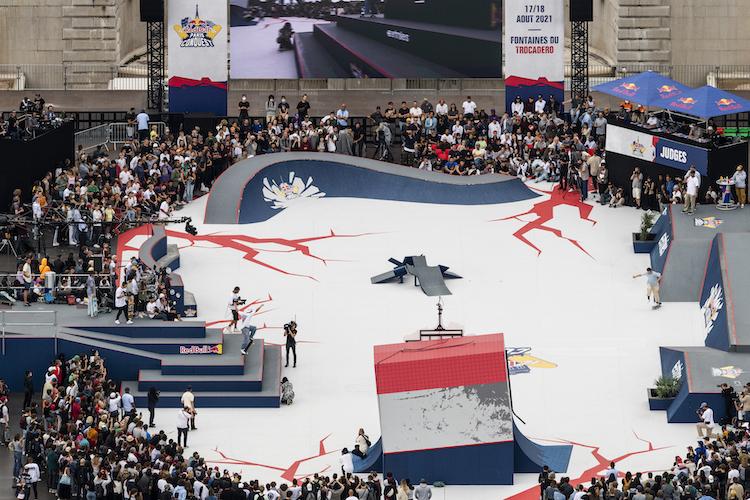 Red Bull, Paris Conquest 2021, skateboard, lappoms, lifestyle blog