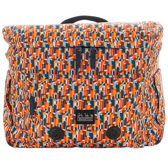 Brompton, Liberty Fabrics, collab, backpack, lappoms, lifestyle blog