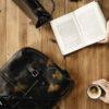 backpack, bag, bleu de chauffe, camo, lappoms, lifestyle blog